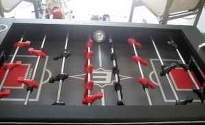 Easton Foosball Table
