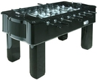 Halex Piano Black Foosball Table