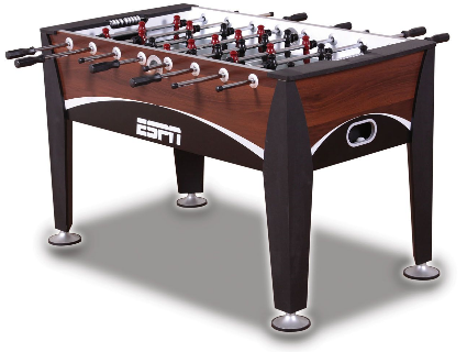 Sportcraft ESPN Striker Foosball Table Model Foosball Soccer - How much does a foosball table cost