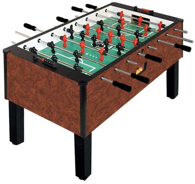 Shelti Pro Foos II Foosball Table