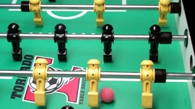 Learn How to Play Foosball