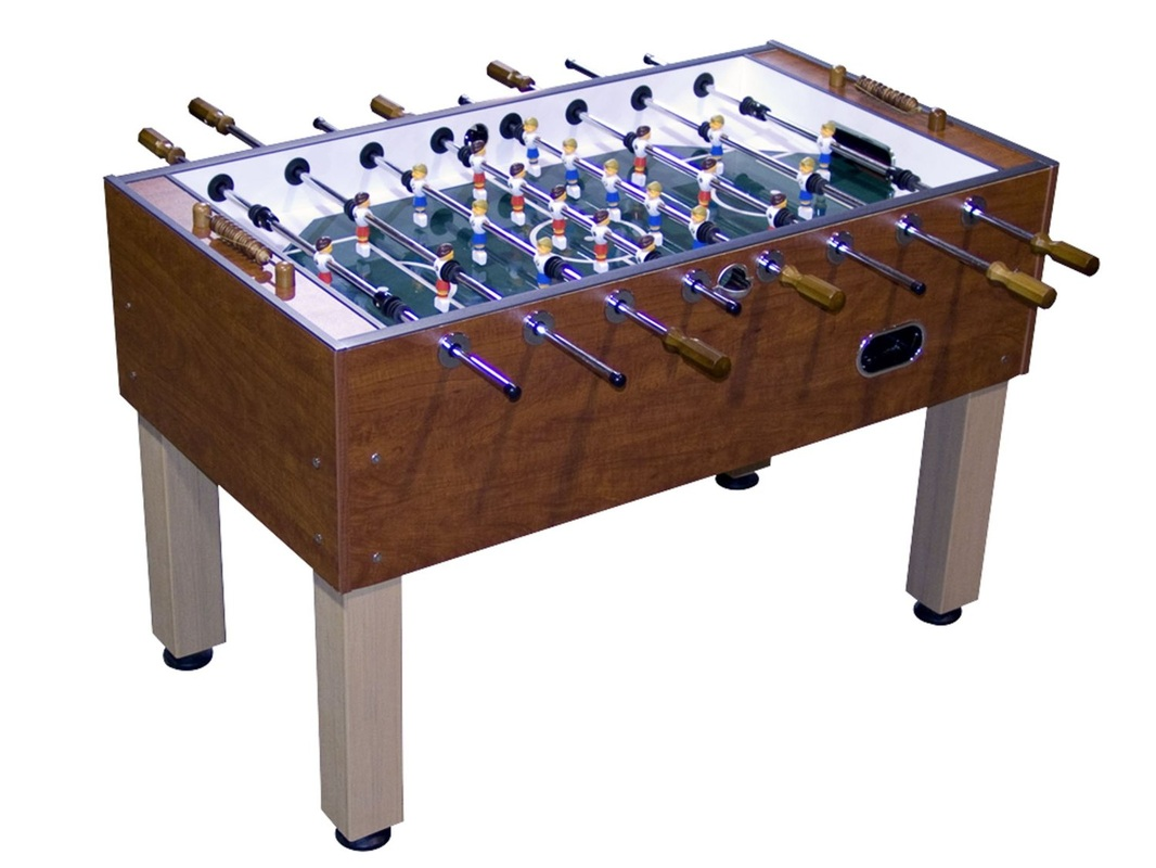 Park and Sun Sports Lifestyle Cognac Foosball Table