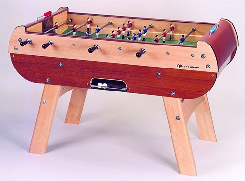 Rene Pierre - Derby Cup Foosball Table Model - Foosball Soccer 011ea41c77b6