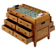 Bonzini 12 Drawer Foosball Table