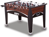 ESPN Striker Foosball Table