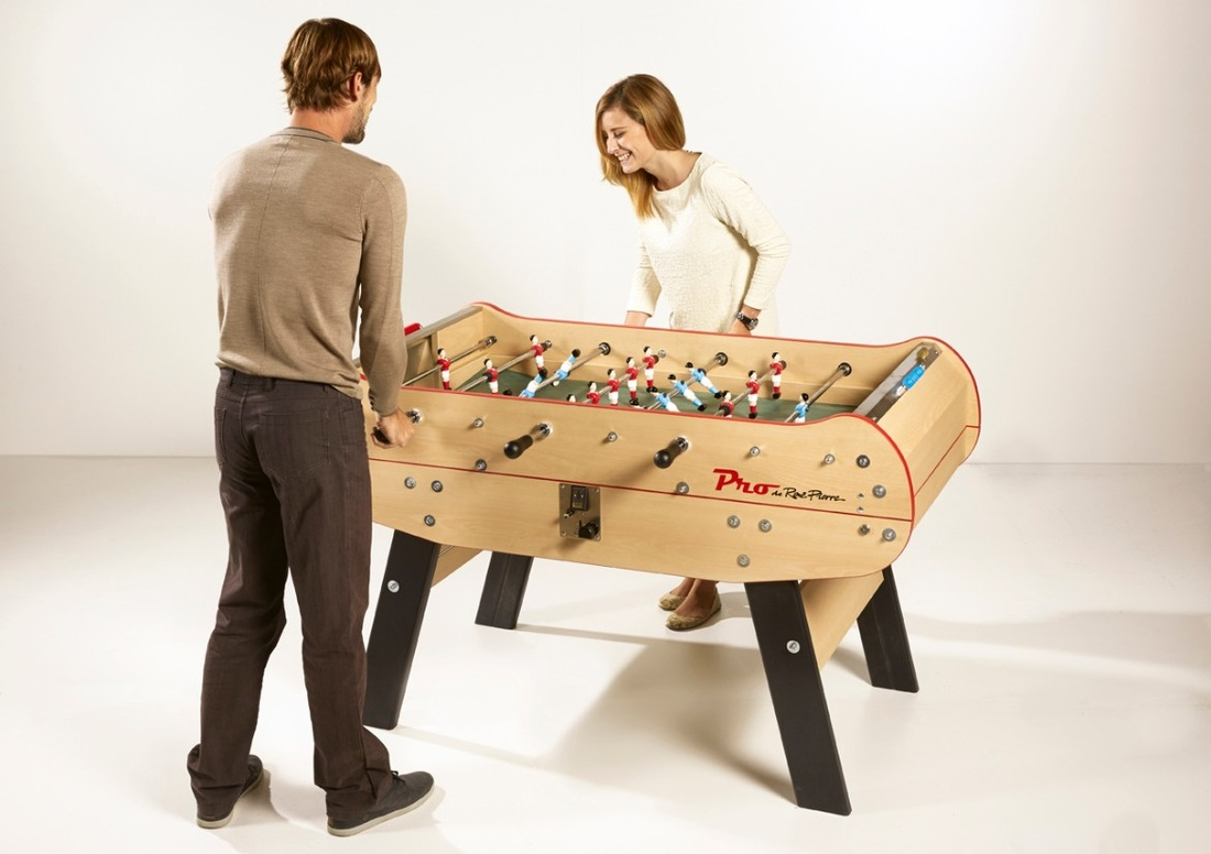 Rene Pierre Baby Foot Pro Foosball Table