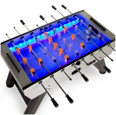 Halex Lights and Sound Foosball Table