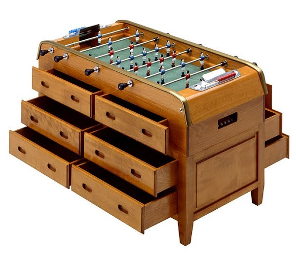 Bonzini B90 12 Drawer Foosball Table