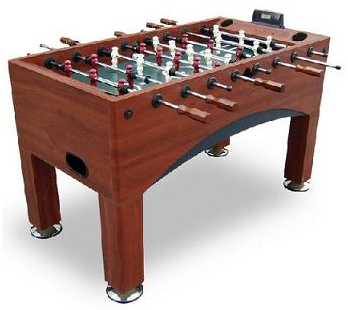 DMI Sports American Legend Foosball Table