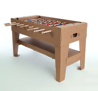 Rene Pierre Carton Foosball Table