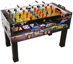 Carrom NASCAR Foosball Table