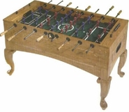 Fat Cat Queen Anne Foosball Table