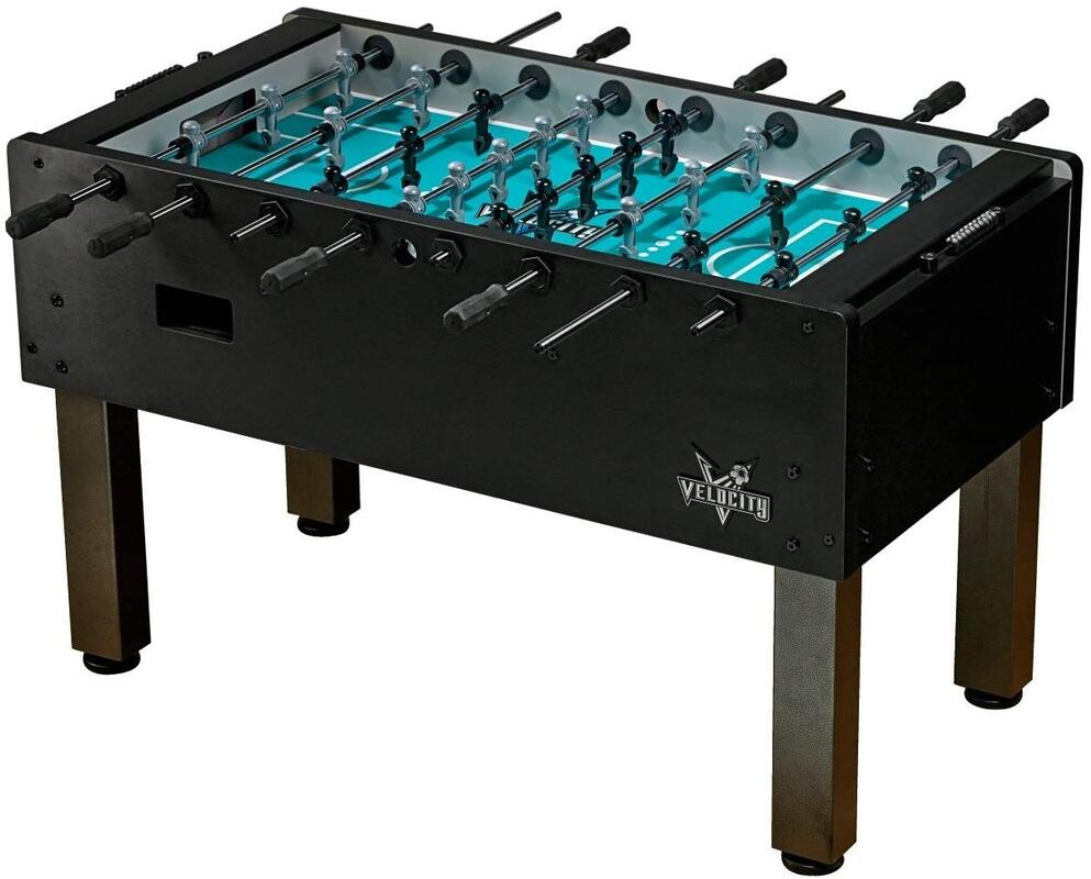 HJ Scott VF5100 Velocity Foosball Table